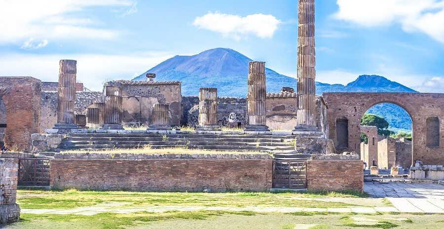 Pompeii Tour from Naples - Pompeii Ruins