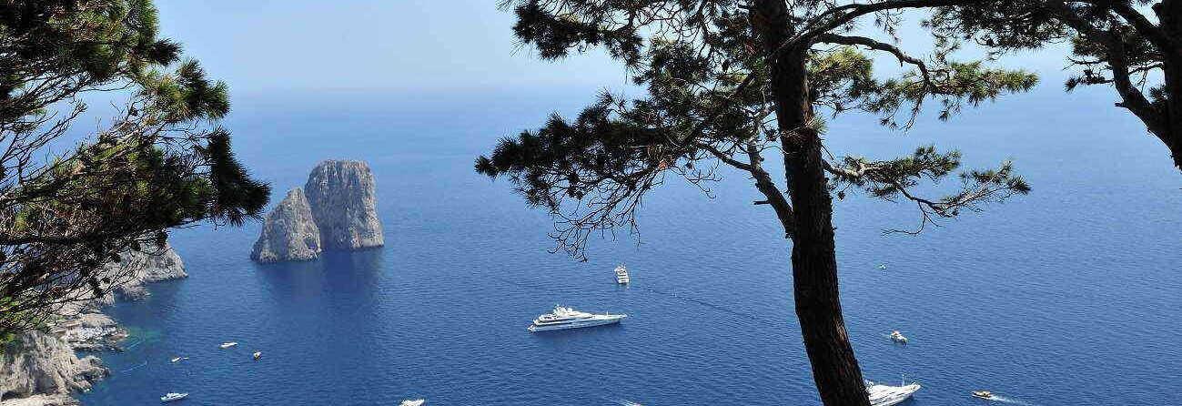 2 jour Pompéi, Sorrente et Capri Tour €389