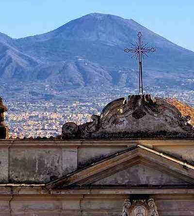 Pompei e Vesuvio Tour da €69
