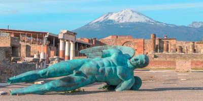 Tour di Pompei da Roma €125