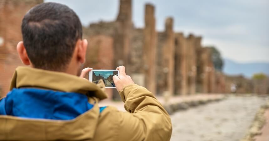 2 Ore Visita Guidata di Pompeii -