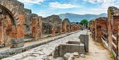 2 Ore Visita Guidata di Pompei 45€