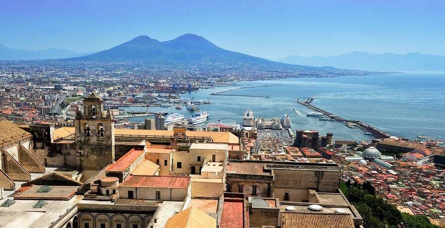 Pompeii Tour from Rome - Naples