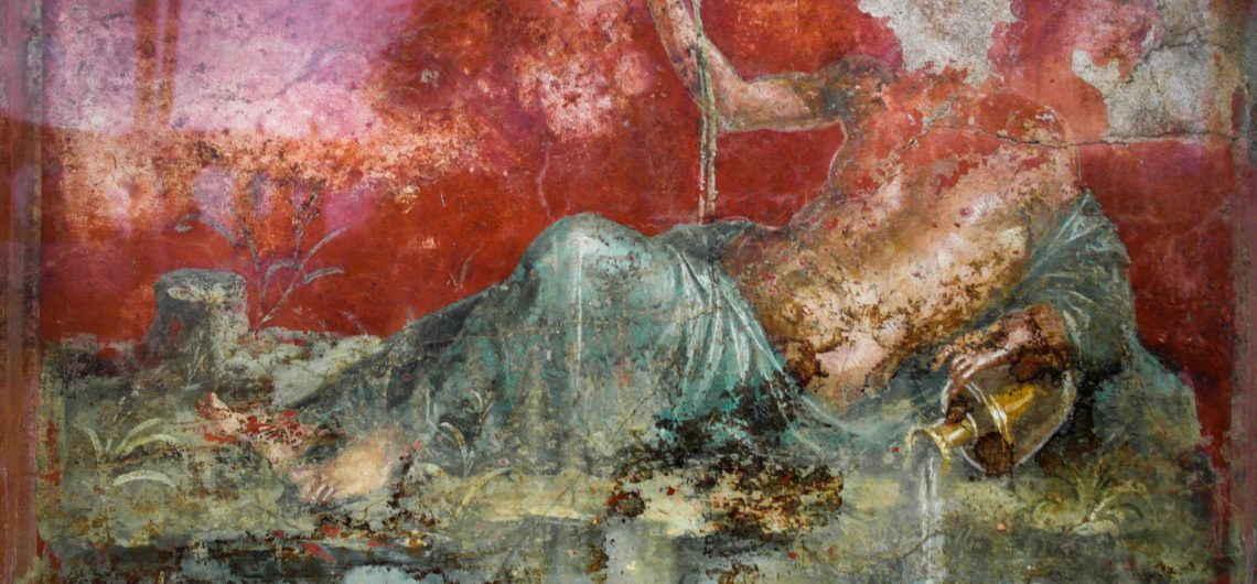 What are Pompeii's Frescoes?