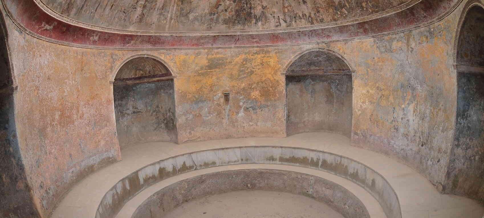 The Bathhouses of Pompeii