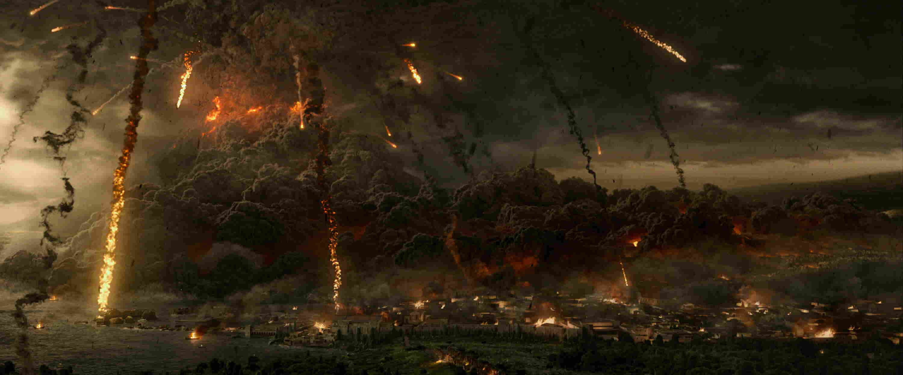 How Accurate is the Pompeii Movie to Reality?
