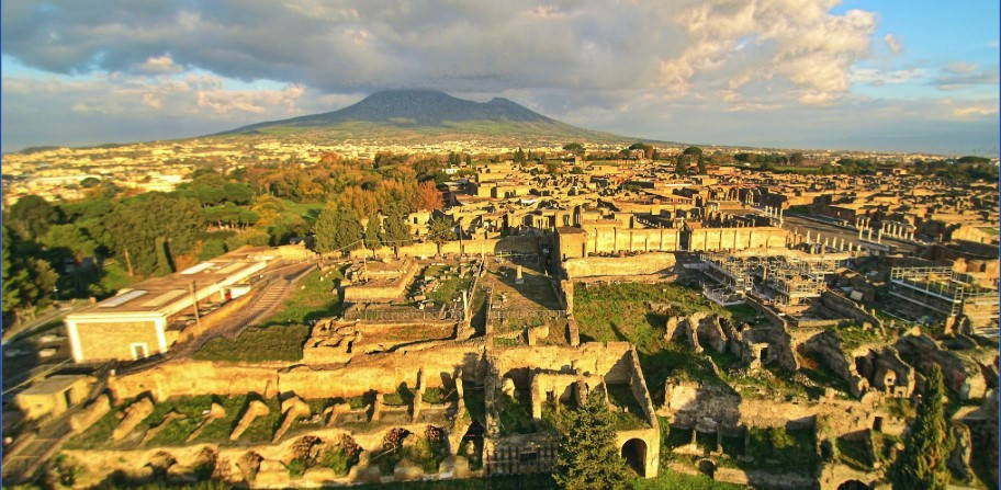 What Crops Did They Grow in Pompeii?