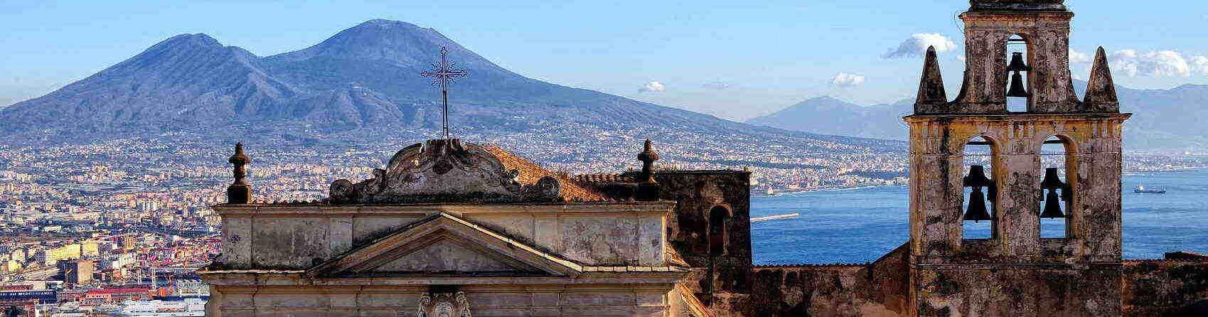 Pompeii & Mount Vesuvius Tour from €69