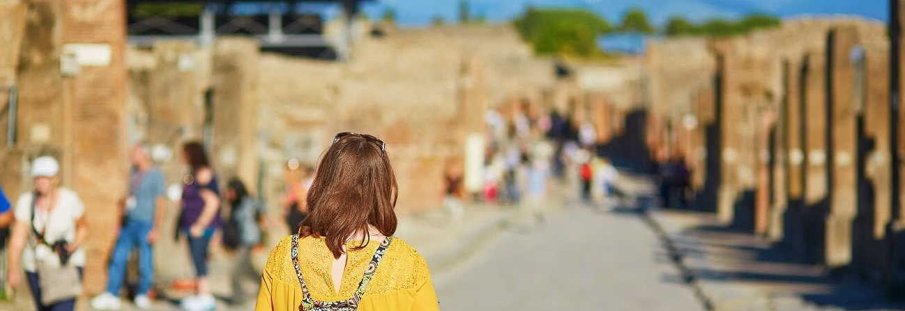 Private Pompeii Guided Tour €180