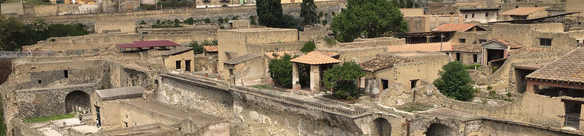 Is Herculaneum better than Pompeii?